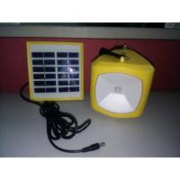 Buy cheap Hotest~ Solar Lantern 1.5W with torch light, lighting africa solar power lighting system from wholesalers
