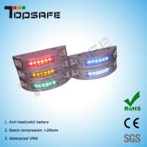 Wholesale Aluminium Solar LED Cat Eye Road Stud (TP-SR-7) from china suppliers