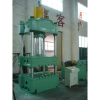 Buy cheap Automatic Hydraulic Power Press Machinery 315 Ton PLC Control from Wholesalers