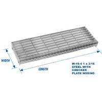 Metal Bar Grating Plate Nosings