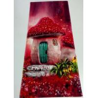 Wholesale Factory Small MOQ Cheap Price Sublimation Beach Towel from china suppliers