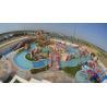 Children Fiberglass Water Slide Water Park Equipment ISO 9001 Certification for sale