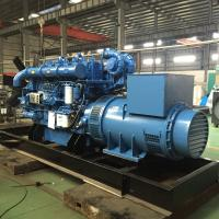 Wholesale 50Hz 3 Phase AC 400V Open Diesel Generator from china suppliers