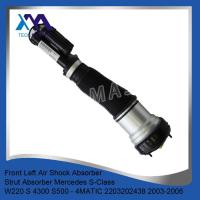 Wholesale Air Suspension Strut Shock Absorber For Mercedes W220 2203202438 2003-2006 from china suppliers