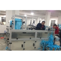 Wholesale 3D Solid Folding Disposable Face Mask Manufacturing Machine from china suppliers