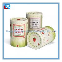 Wholesale Paper tube box for gifts packing from china suppliers