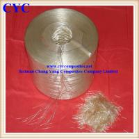 Wholesale Alkali Resistant Glass Fiber Chopped Strand from china suppliers