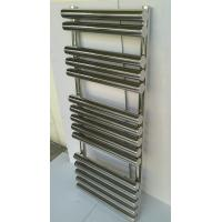 Wholesale Round Tube Heated Towel Radiators 50mm / Stainless Steel Towel Warmer from china suppliers