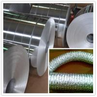 Quality Industrial Aluminum Foil  8011 8079  0.08mm to 0.11 mm  for Pipe & Duct  with width 50mm to 61mm for sale
