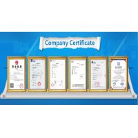 Guangzhou  Ouhai  Printing Material Co.,Ltd Certifications