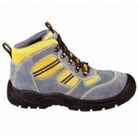 Wholesale Men′s Leather Safety Shoes from china suppliers