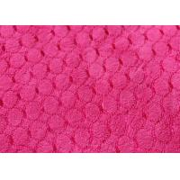 Wholesale Tear - Resistant Coral Fleece Fabric With Environmental Material 160-350g/M2 from china suppliers