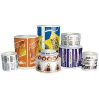 Wholesale Rose Oil Food Packaging Labels Roll Custom Shapes Eco Friendly from china suppliers