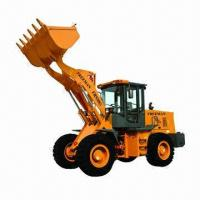 Quality Wheel Loader with 3.6T Rated Load for sale