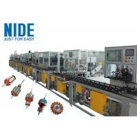 China High Effieciency Rotor Winding Machine Rotor Manufacturing Assembly Line for sale