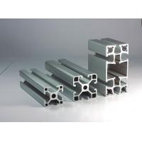 Wholesale Wood Grain Painting Aluminum Extrusion Profiles , Aluminium Trim Profiles For Cars from china suppliers