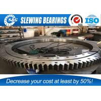 Buy cheap Anti Corrosion VOLVO EC210BNC Excavator Slewing Bearing 42CrMo/50Mn from wholesalers