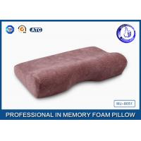 Wholesale Soft Slow Rebound PU Magnetic Memory Foam Pillow / Therapeutic Sleeping Pillow from china suppliers
