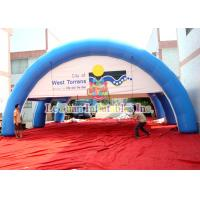 Buy cheap Sealed Air Advertising Inflatable Airtight Tent PVC Sport Spider Tent Water Resistance from wholesalers