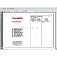Wholesale Manitou Forklift Parts catalogs, service manuals and operator's manuals from china suppliers