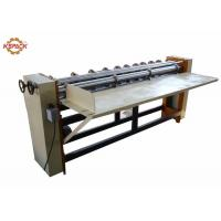 Wholesale 1800 Four Bar Rotary Cutting Creasing Machine , Corrugated Cardboard Box DividersFor Corrugated Sheet from china suppliers