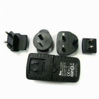 Wholesale 1.25A to 4A Ktec Wide Range Travel Power Adapters Adapter with 3.0 to 24.0V Output Voltage from china suppliers