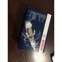 Quality car spare parts bosch double platibum spark plug YR7LPP332W  OE number 0242 135 510 for sale