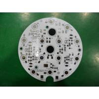 Wholesale Single Layer / Double Layer 3D Round LED PCB LED Spotlight PCB 1oz / 2oz / 3oz from china suppliers