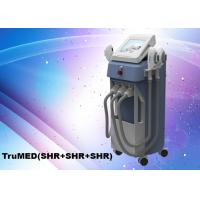 Quality 650 - 950nm SHR Hair Removal Machine Multifunction , Permanent Hair Removal Home Use for sale