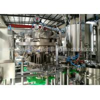 Wholesale Carbonated Sparkling Water / Carbonated Drink Filling Machine Soft Drink Filling Capping 2-in-1 Machine from china suppliers