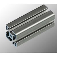 Wholesale Aluminum Assembly Line Modular Aluminium Profile System With Black / Silvery Anodized from china suppliers