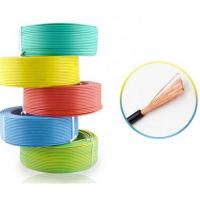China Class 5 Flexible Copper Insulated Electrical Wire 6381Y CABLE BT M231 Standard on sale