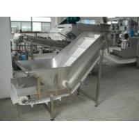 China Abrasion Resistance Pickle Processing Equipment / Pickled Cucumber Making Machine on sale