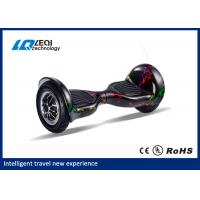 Wholesale 10 Inch Self Balancing Self Balancing Electric Scooter Board , 10 Inch Balance Scooter from china suppliers