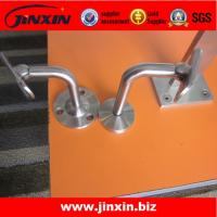 Wholesale JINXIN stainless steel glass support bracket for stair handrail from china suppliers