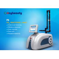 Wholesale Portable F5 Co2 Fractional Laser Machine For Scar / Wrinkle Removal 10600nm from china suppliers