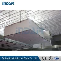 Easy Installation HEPA Filter Laminar Flow Hood With High Pressure Fan for sale