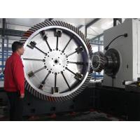 Wholesale Big Diameter Spiral Bevel Gear Outter Dia 2000mm 20CrMnTi Materials Long Using Life from china suppliers