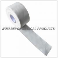 White Non - Elastic Strip Glue Sports Strapping Tape Fix Hot Cold Packs In Position