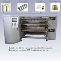 Wholesale 180m/Min Paper Jumbo Roll Duplex Slitter Rewinder from china suppliers