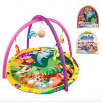 Wholesale Forest Animal Happy Garden Baby Play Gym And  Mat Activity Toy And Floor Soft Foam Toddler Child Melodies Time from china suppliers