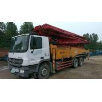 Used pump truck Sany