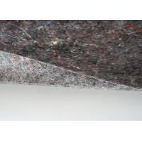 Wholesale 100% Recycle Felt Fabrics , Needle Punched Technics Non Woven Felt from china suppliers
