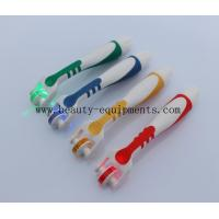 Wholesale Safe Derma Rolling System , Micro Needle Roller Therapy With Blue / Red / Yellow / Green LED Light from china suppliers