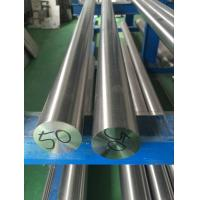 China GR5 Titanium Alloy Bar For Marine Applications Good Corrosion Resistance on sale