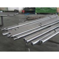 Wholesale 40Cr Chrome Piston Rod , Chrome Plated Induction Hardened Rod from china suppliers