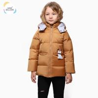 Wholesale Clothing Fashion Handsome Character Kids Down Jacket Clothes Children Parka Winter Boys Coats Sale for sale