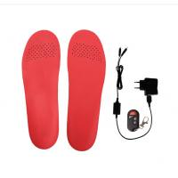 Buy cheap Rechcargeable Battery Heated Insoles OEM / ODM Service Available from wholesalers