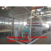 Buy cheap 20m3 skid lpg gas plant with digital scales and compressor for sale, factory sale skid lpg gas plant with compressor from Wholesalers