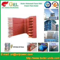 Quality Environment Friendly Boiler Water Walls Customization Corrosion Resistance for sale